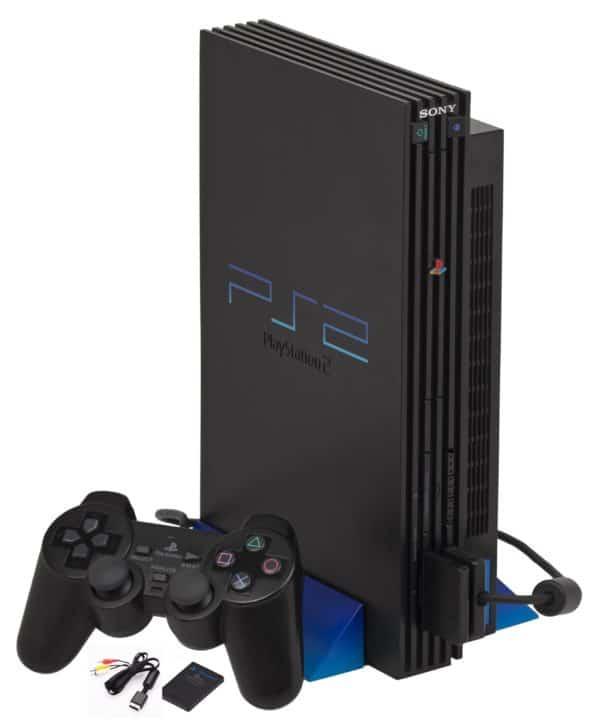 PS2 Fat 1 TB