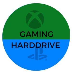 Gaming Harddrives