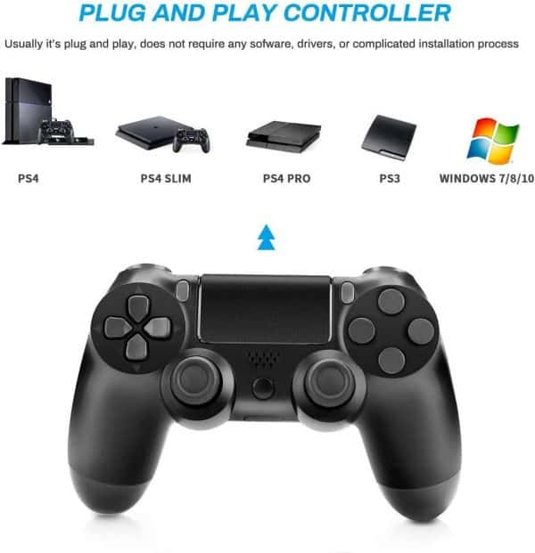 ps4 remote use with