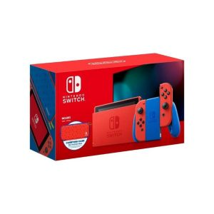 nintendo switch red and blue edition