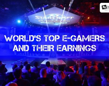 World's Top Egamers and their earnings