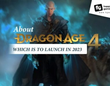 Dragon Age 4 coming in 2023